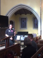 Rev. Sarah Schmidt-Lee, First Congregational Church, Kalamazoo, June 26, 2017