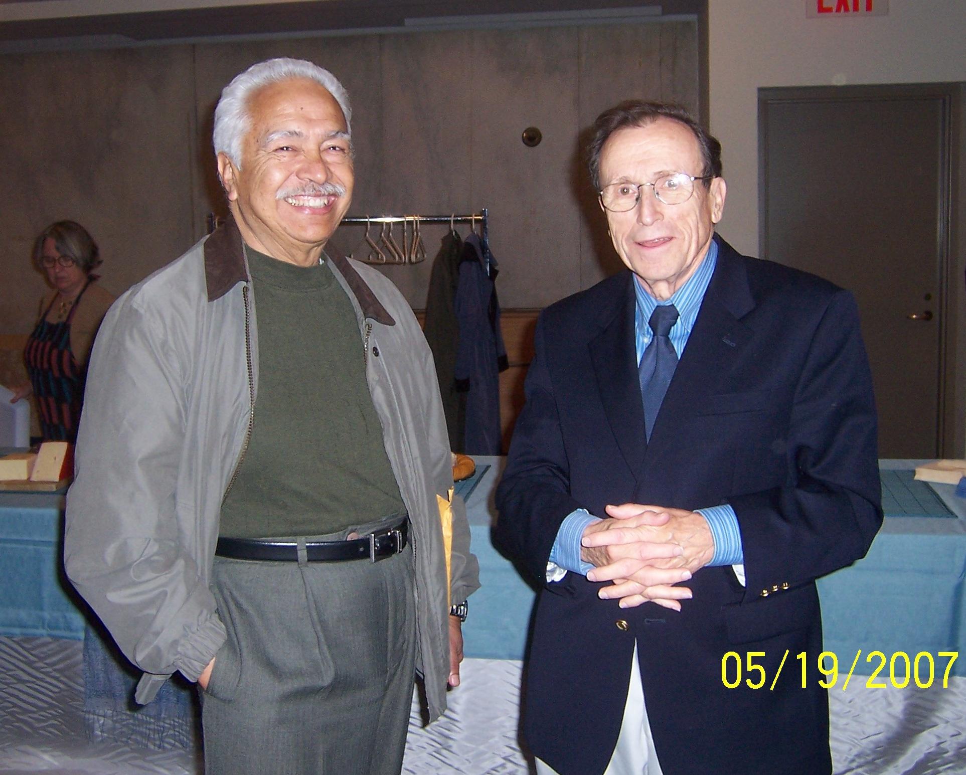 Ignacio Castuera and Tom Davis